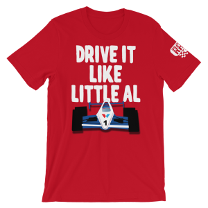 Drive It Like Little Al Short-Sleeve Unisex T-Shirt