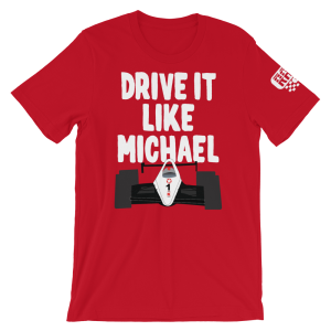 Drive It Like Michael Short-Sleeve Unisex T-Shirt