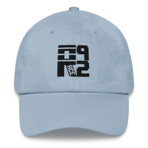Race 92 Logo Dad hat