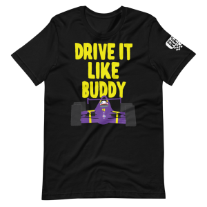 Drive It Like Buddy Short-Sleeve Unisex T-Shirt