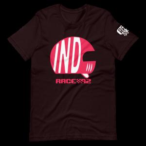 IND Helmet Short-Sleeve Unisex T-Shirt