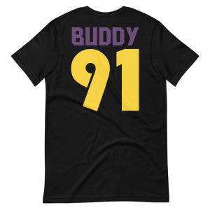 1996 Buddy Uniform Short-Sleeve Unisex T-Shirt