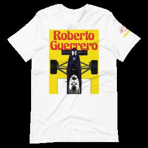 Roberto Guerrero 1982 Short-Sleeve Unisex T-Shirt