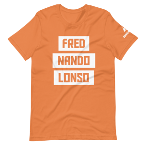 Fred-Nando-Lonso David Land Short-Sleeve Unisex T-Shirt