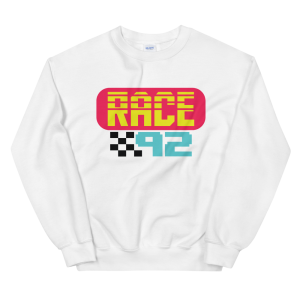 Race 92 Unisex Sweatshirt