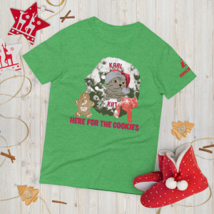 Kaal Kat Special Holiday Edition David Land Short-Sleeve T-Shirt