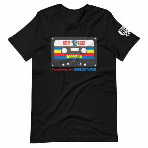Racer to Racer Podcast Short-Sleeve Unisex T-Shirt